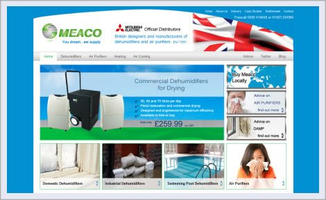 Dehumidifiers, Air Purifiers and Heating