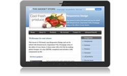 Responsive Design Gadgets Ecomm Plus #3